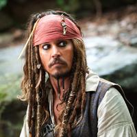 Jack Sparrow - Piratas do Caribe